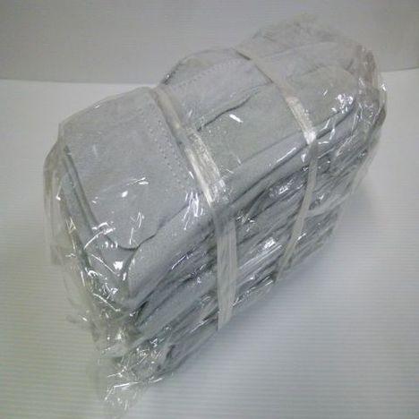 6000 床皮背縫(120双) 価格と品質を両立させた床皮背縫手袋です。 富士グローブ