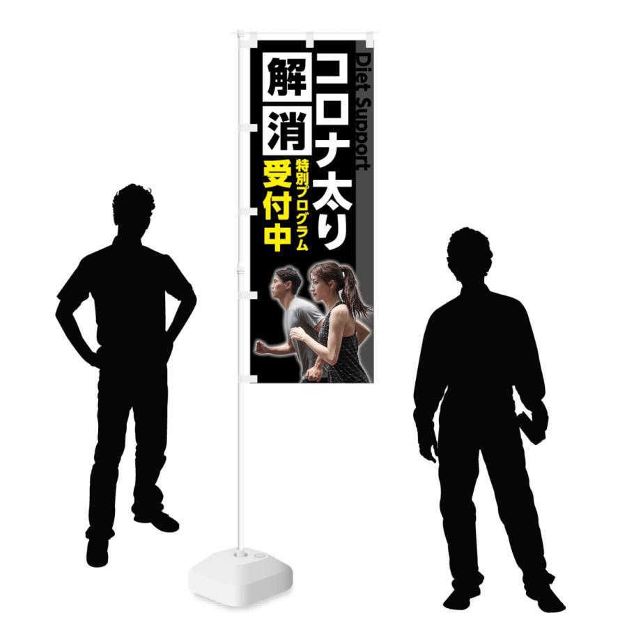 のぼり コロナ太り 解消 特別プログラム 受付中|smkc|03