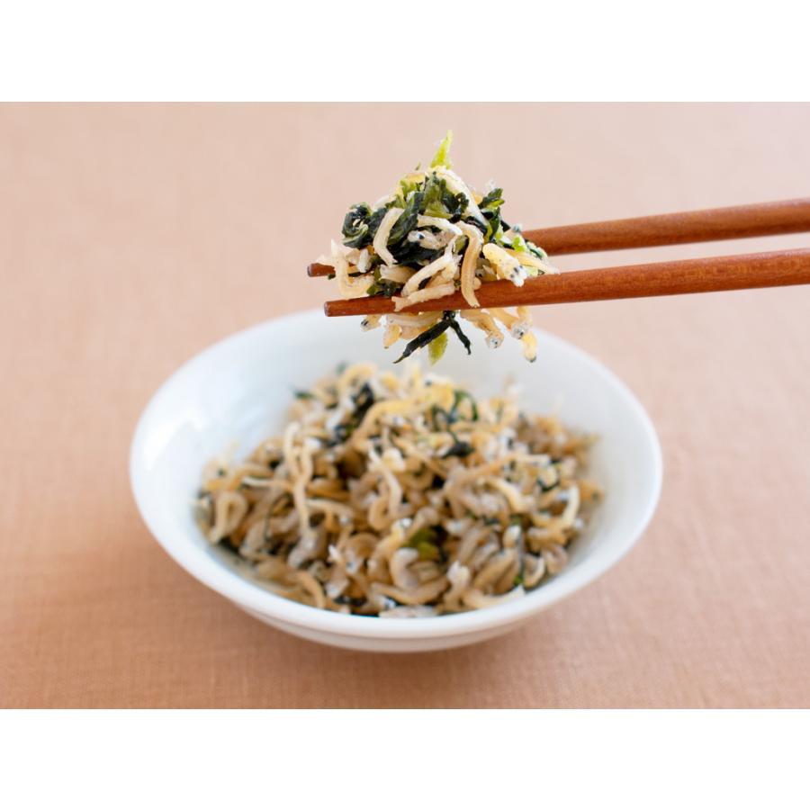 福利物産 広島菜ちりめん ちりめん 広島菜 ご飯のおとも ふりかけ 広島 広島土産 sn-hiroshima 04