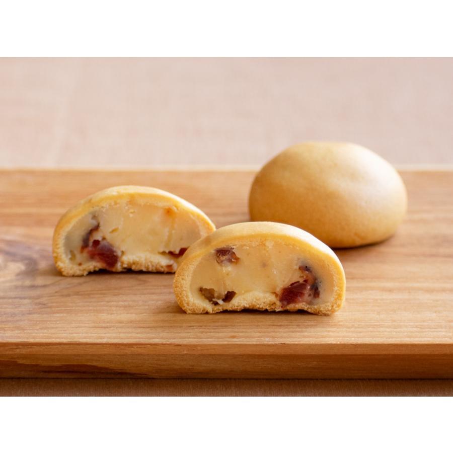蜜屋 広島まんまるチーズ 4個入 饅頭 洋風 お菓子 広島 広島土産 お土産|sn-hiroshima|05