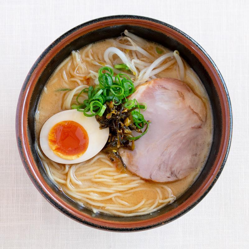 我馬 豚骨ラーメン 赤うま コク味 2食入り 広島|sn-hiroshima|03