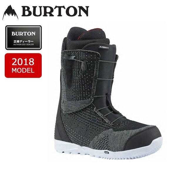 2018 BURTON バートン ブーツ ALMIGHTY オールマイティ 【ブーツ】MENS 日本正規品