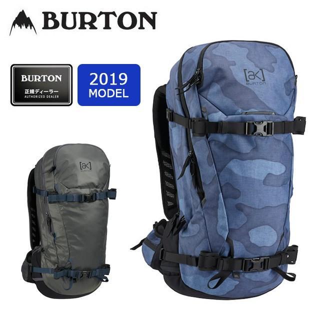 2019 BURTON バートン AK INCLINE 30L PACK 185171 【バックパック/バッグ/日本正規品/アウトドア】