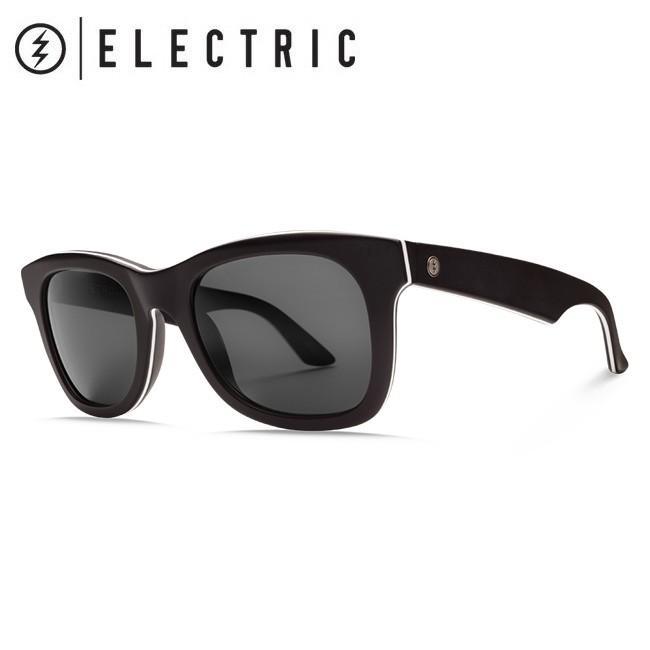 ELECTRIC エレクトリック DETROIT XL MATTE 黒 DEX24 【日本正規品/サングラス/海/アウトドア/キャンプ/フェス/サーフィン/スノーボード】