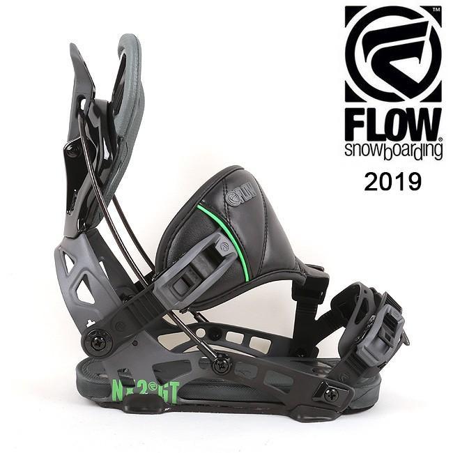 2019 FLOW フロー NX2-GT HYBRID 【ビンディング/日本正規品/スノー/スノーボード/メンズ】