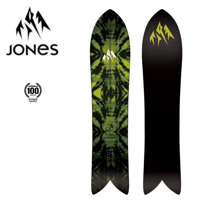 2019 JONES ジョーンズ STORM CHASER ストームチェイサー 【2019/板/スノーボード/スノー/日本正規品】
