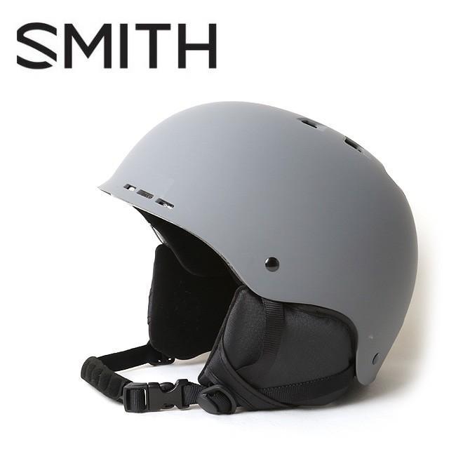 2019 スミス SMITH OPTICS Holt Matte Charcoal 【2019/ヘルメット/日本正規品】