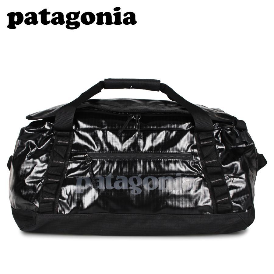 パタゴニア patagonia バッグ ダッフルバッグ ボストンバッグ ブラックホール ダッフル メンズ レディース 40L BLACK HOLE DUFFEL 49338 sneak