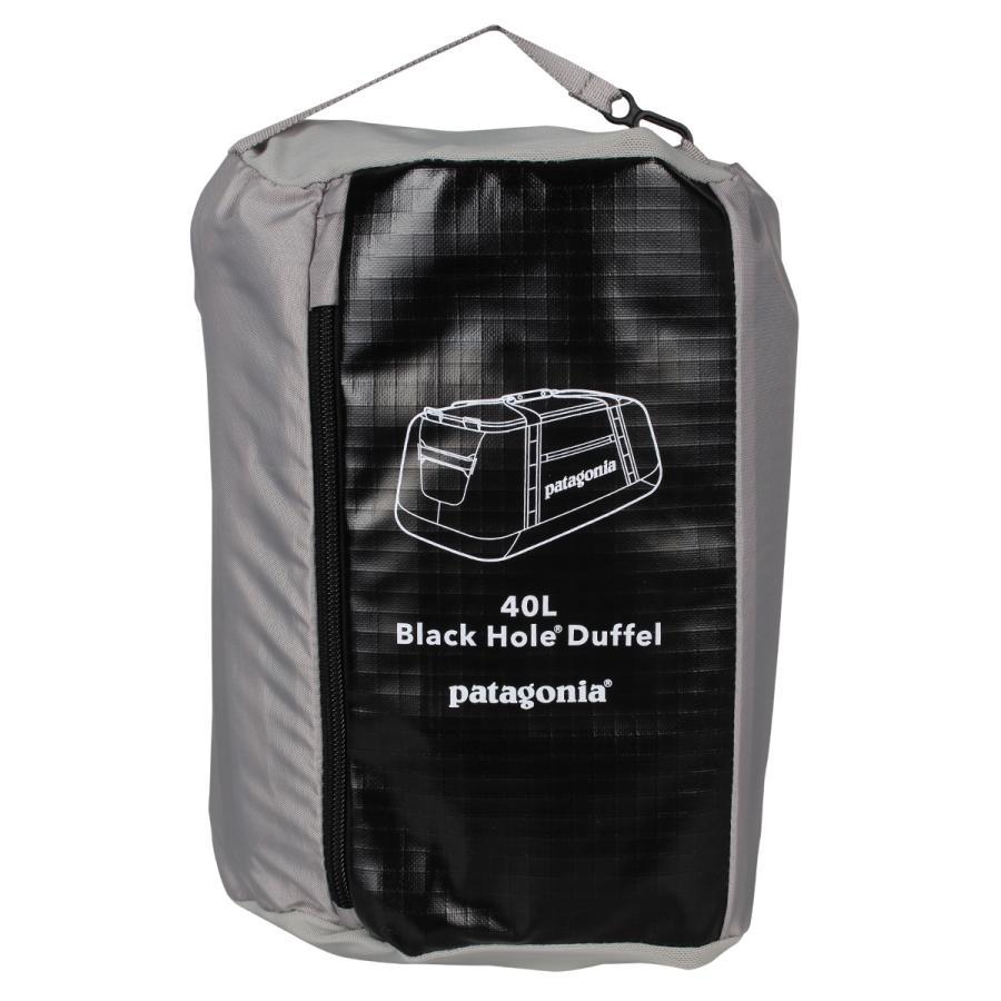 パタゴニア patagonia バッグ ダッフルバッグ ボストンバッグ ブラックホール ダッフル メンズ レディース 40L BLACK HOLE DUFFEL 49338 sneak 10