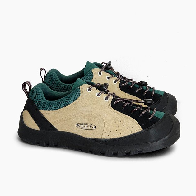 KEEN JASPER ROCKS SP TAOS TAUPE/EVER GREEN 1019870 1019873