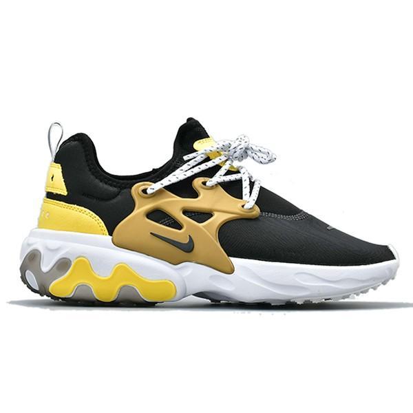cc6346d48 NIKE PRESTO REACT BLACK YELLOW WHITE METALLIC GOLD|sneaker-shop-link ...