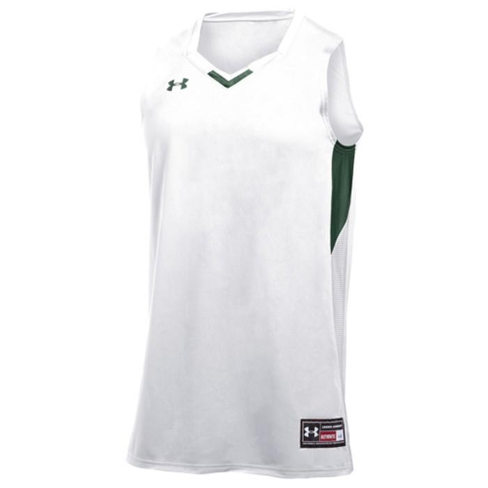 アンダーアーマー バスケットボール トップス 半袖 海外モデル ジュニア チーム ジャージ GS(GRADESCHOOL) キッズ - underarmour