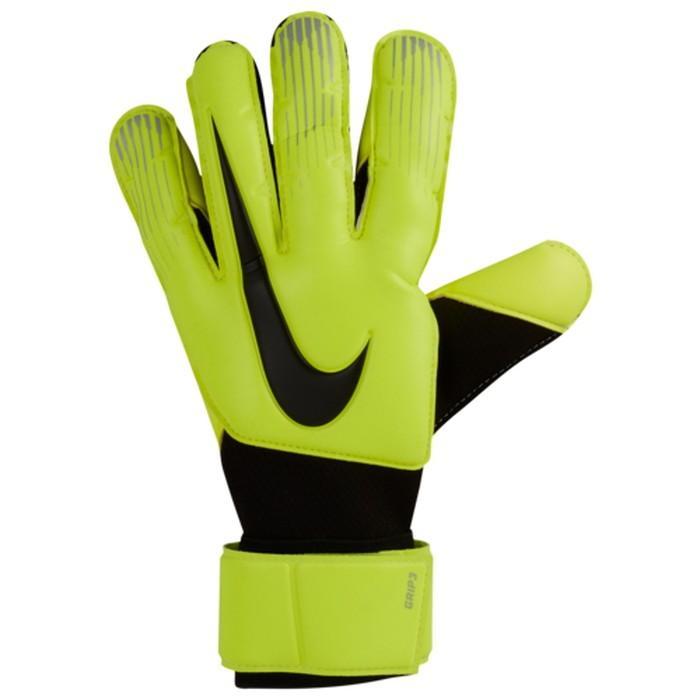サッカー グローブ メンズ 手袋/グローブ NIKE ナイキ GRIP 3 GOALKEEPER GLOVES フットサル スポーツ