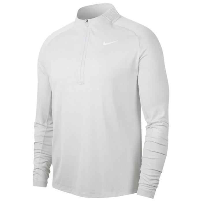 ゴルフ Tシャツ メンズ トップス 半袖 NIKE ナイキ DRY TOP STATEMENT GOLF 1/2 ZIP メンズウエア スポーツ