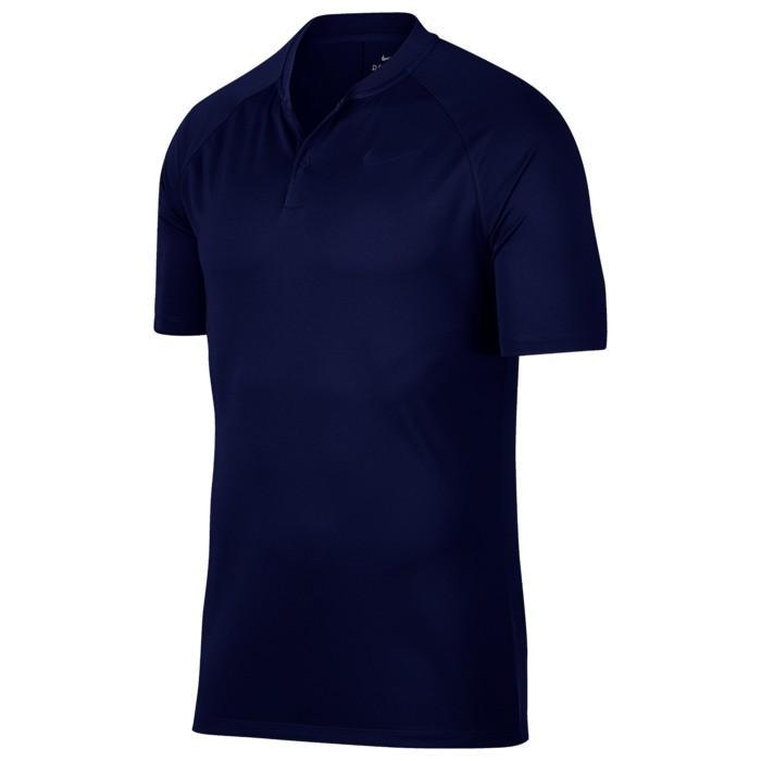 ゴルフ Tシャツ メンズ トップス 半袖 NIKE ナイキ DRY MOMENTUM BLADE GOLF POLO ポロシャツ スポーツ シャツ