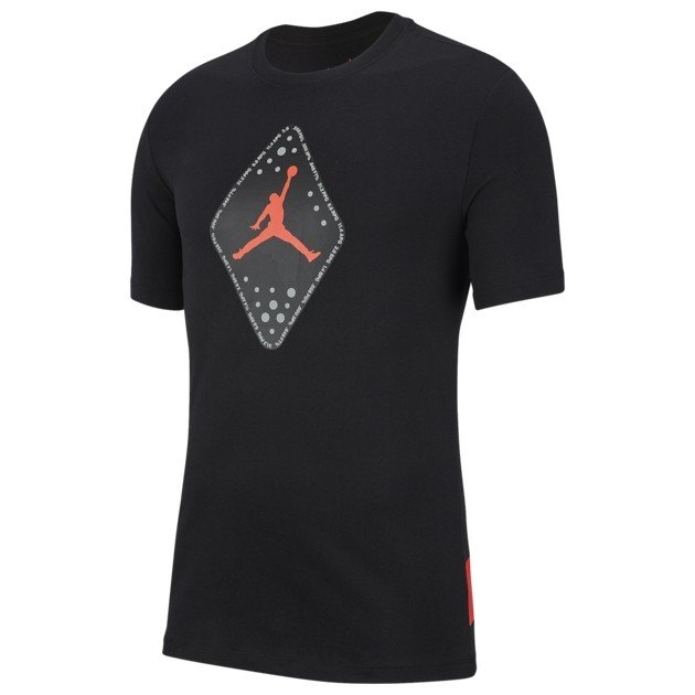 バスケットボール Tシャツ(半袖) 海外モデル メンズ レトロ Tシャツ T-Shirt - Men¥'s Jordan nike 6 Retro