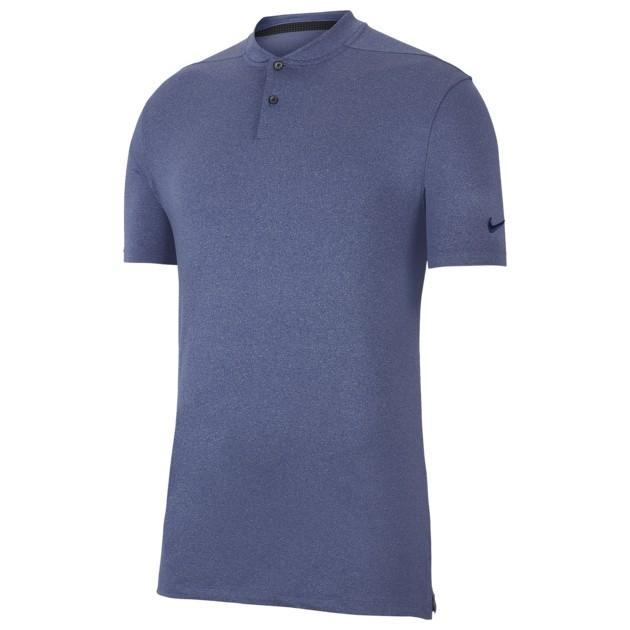 ゴルフ Tシャツ メンズ トップス 半袖 NIKE ナイキ DRY VAPOR HEATHER ヘザー BLADE GOLF POLO ポロシャツ