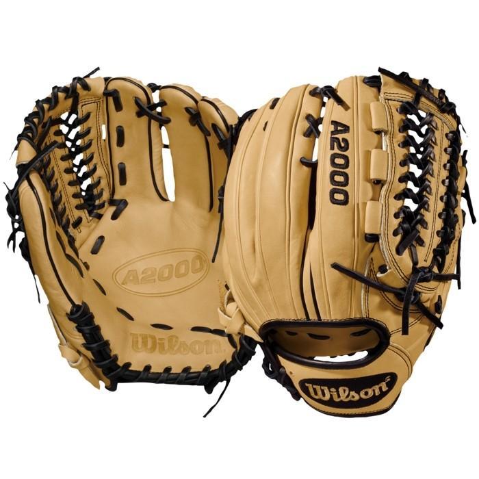 野球 グローブ メンズ 手袋/グローブ ウィルソン A2000 D33 FIELDERS グラブ 手袋 バッティング用手袋 スポーツ
