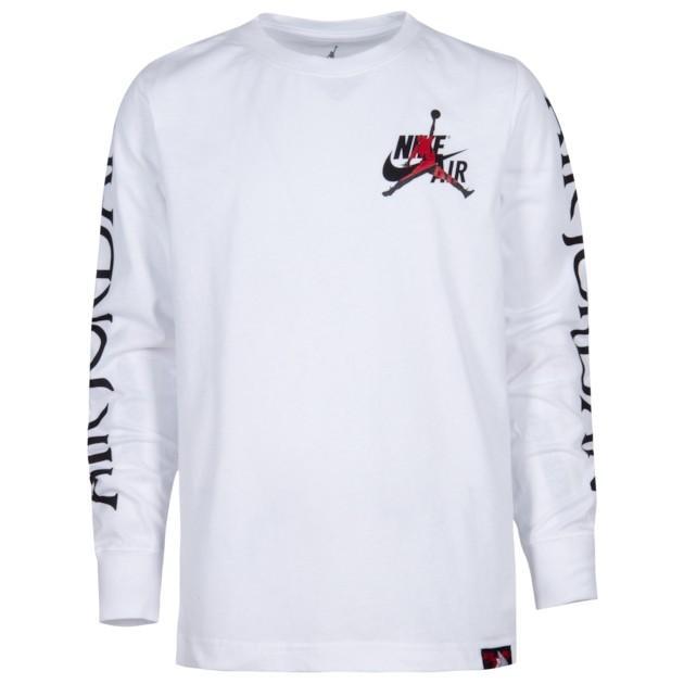 バスケットボール Tシャツ(半袖) 海外モデル ジュニア エアー スリーブ Tシャツ GS(GRADESCHOOL) キッズ T-Shirt - Jordan