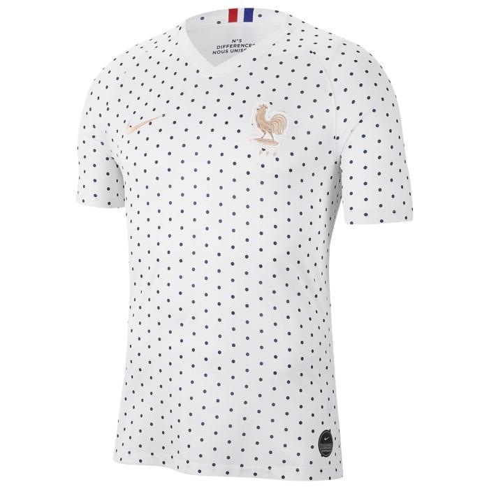 Nike ナイキ 海外モデル Tシャツ メンズ サッカー トップス 半袖 NIKE FRANCE BREATHE スタジアム ジャージ スポーツ