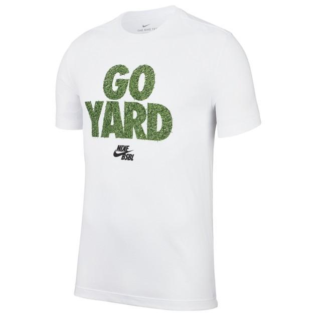 ナイキ バスケットボール Tシャツ(半袖) 海外モデル メンズ ヤード Tシャツ - Men¥'s NIKE DFCT SS GO Nike Go Yard