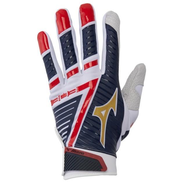 Mizuno ミズノ 海外モデル グローブ メンズ 野球 手袋/グローブ MIZUNO B303 バッティング GLOVES バッティング用手袋