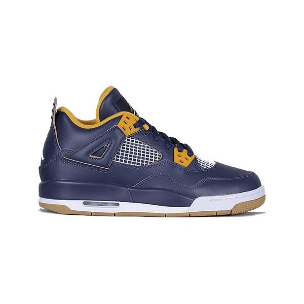 公式サイト AIR maize-white-metallic JORDAN 4 RETRO midnight ジョーダン GS