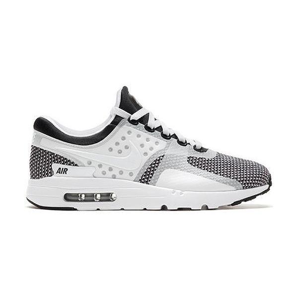 Nike Air Max Zero Essential Black White Wolf Grey Air
