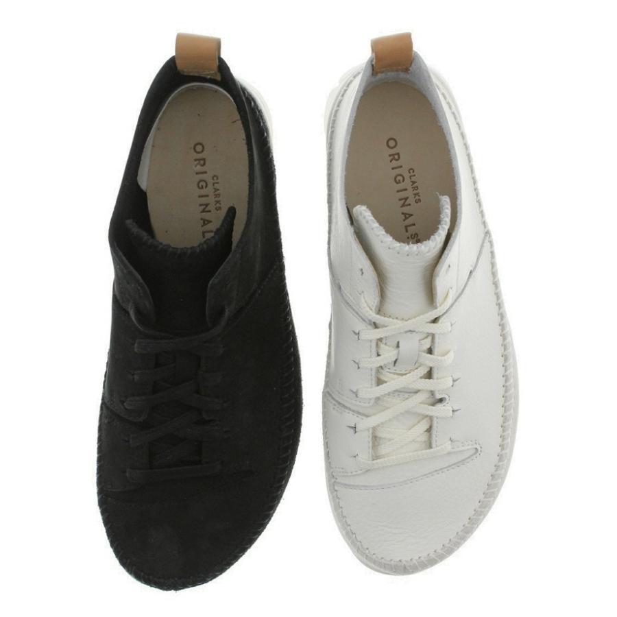 定番 クラークス Clarks スニーカー トライジェニック フレックス Trigenic Flex 892E ホワイト(WHIT) ブラックヌバック(BS) sneakersoko 06