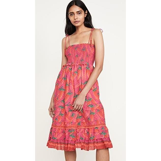 贅沢 ユニセックス 鞄 バッグ 鞄 Red バッグ Dress Pepper Midi Dress, トイセルタウン:c6312509 --- fresh-beauty.com.au