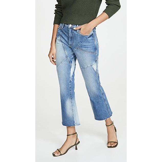 人気激安 ユニセックス Kick 鞄 バッグ Le Sylvie Kick Boot Boot Mix Mix Jeans, 熊野川町:ee6d08f9 --- graanic.com