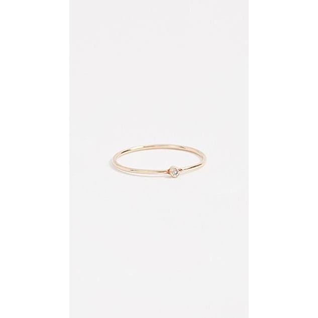 値頃 ユニセックス Gold ユニセックス 鞄 バッグ 18k Gold Thin Diamond Diamond Ring, H+mFurniture:3d266643 --- fresh-beauty.com.au
