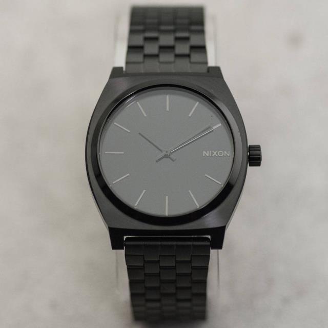 ユニセックス 時計 Nixon Time Teller Watch (black / all black)