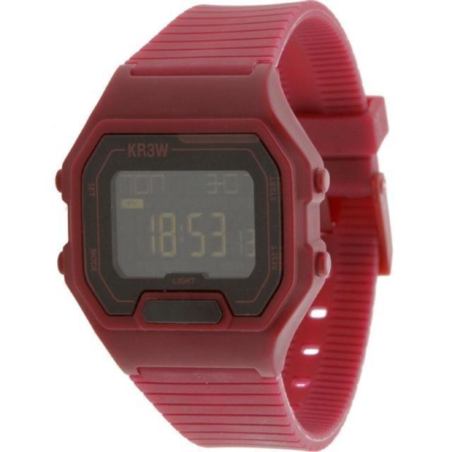 ユニセックス 時計 KR3W Terminal Watch (burgundy)