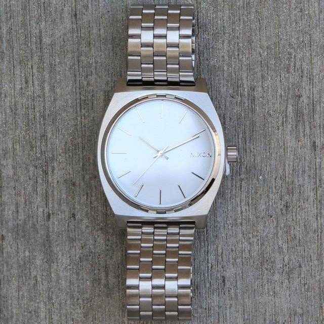 ユニセックス 時計 Nixon Time Teller Watch (white)