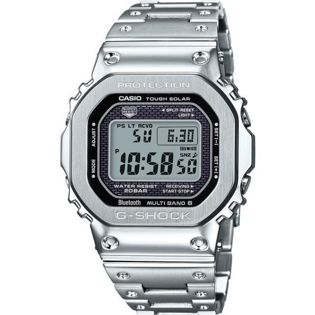 ユニセックス 時計 G-Shock Watches GMWB5000 Metal (gray / metal)