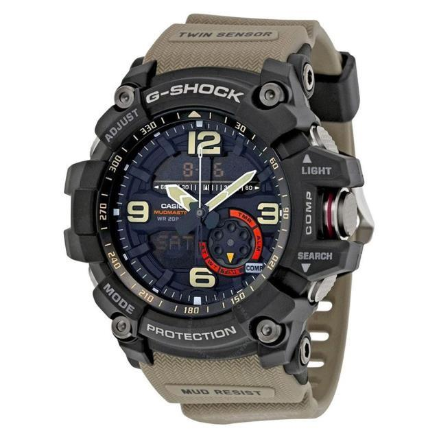 ユニセックス 時計 G-Shock Watches GG1000 Watch (black / brown)