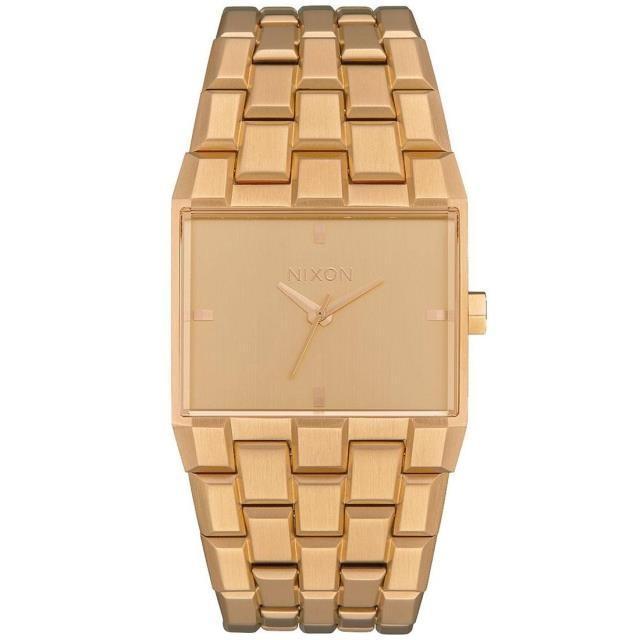 ユニセックス 時計 Nixon Ticket II Watch (gold / all gold)