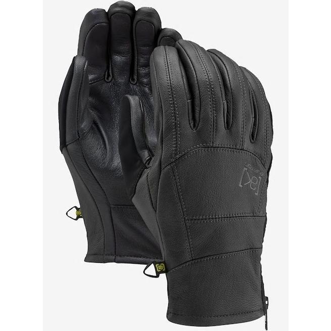 Mens Spectra Yellow Burton AK Tech Glove L