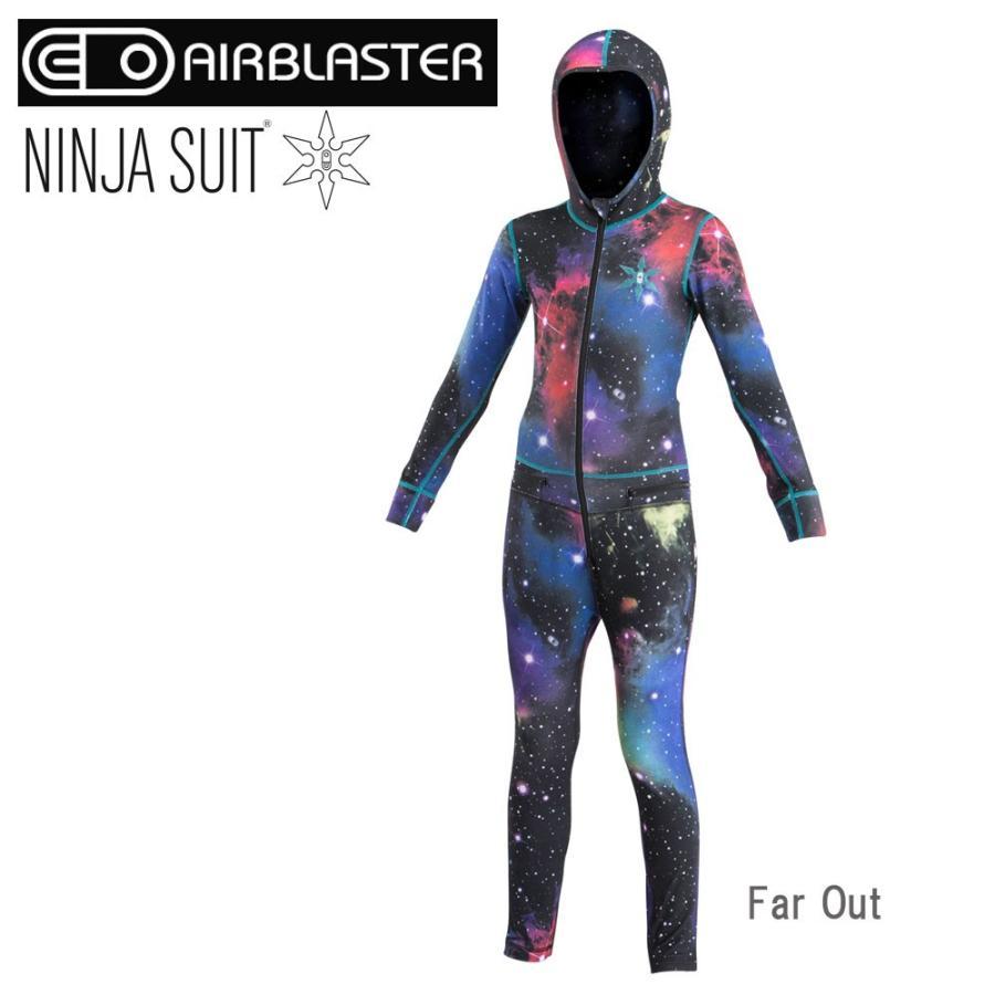 【完売しました】18-19 AIRBLASTER エアブラスター YOUTH NINJA SUIT ユースニンジャスーツ KIDS Far Out