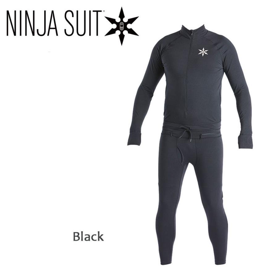 19-20 エアブラスター フードレスニンジャスーツ 黒 メンズ AIRBLASTER Hoodless Ninja Suit Men's 送料無料