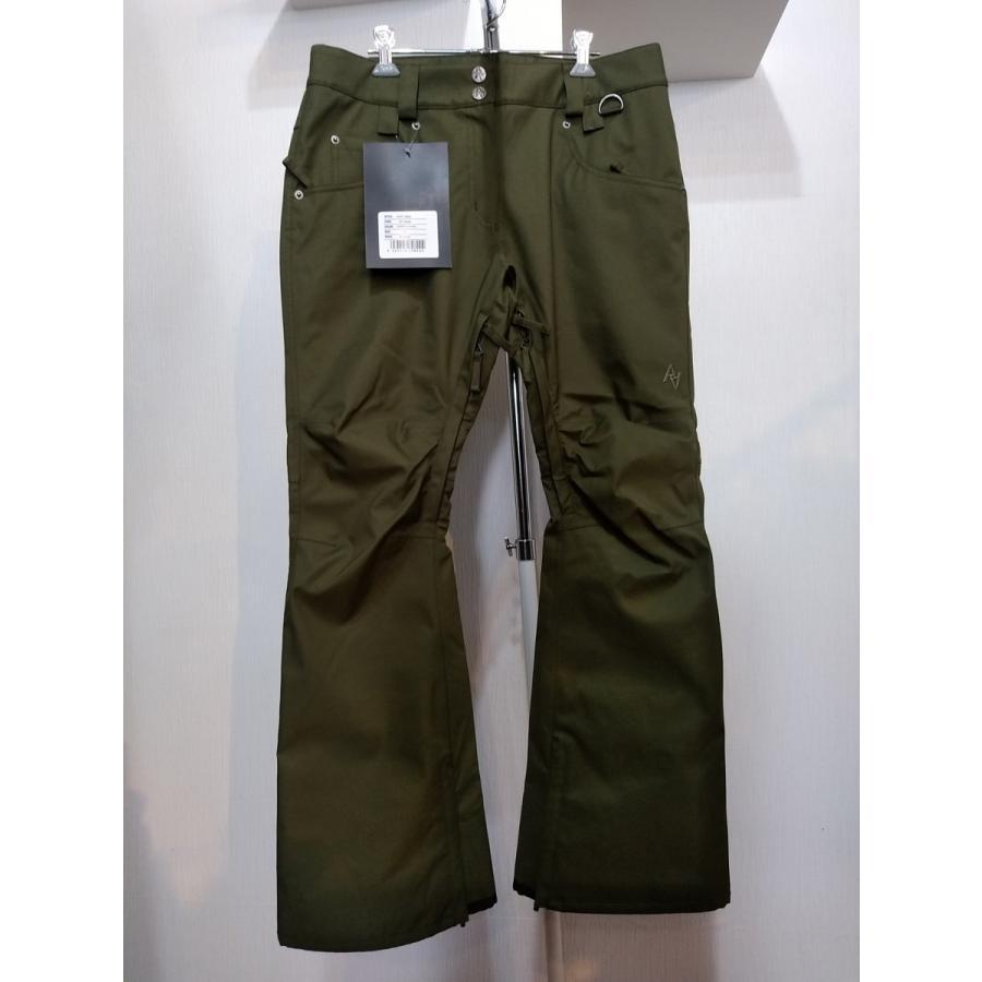 10%OFF【AA MID2 PANTS】19-20モデル ダブルエー ミッドツーパンツ スノーボード レディース ウエア
