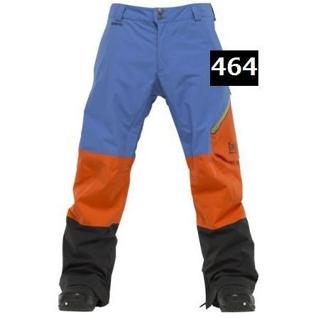 BURTON/バートンAK/エーケー2011-2012 253780 M AK 2L CYCLIC PANTS メンズ サイクリックパンツゴアテックス 464/Lサイズ