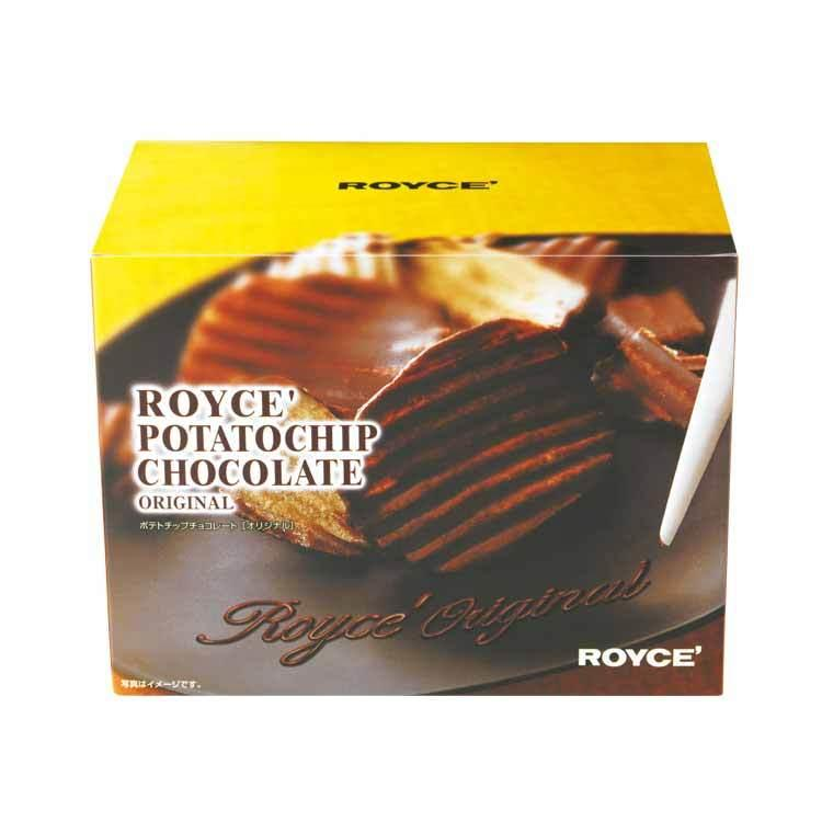 ロイズ ポテトチップチョコレート オリジナル ROYCE' snowshop