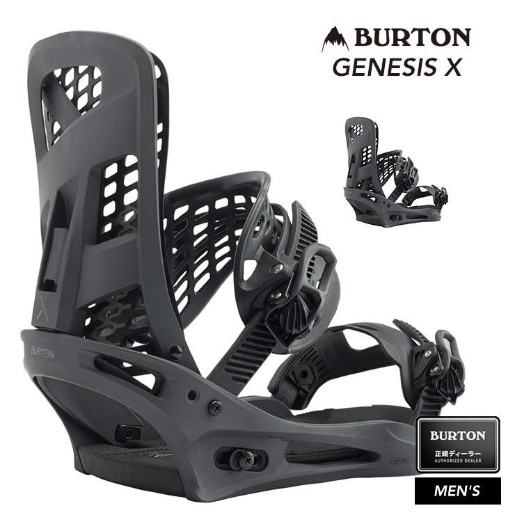 18-19 2019 BURTON バートン GENESIS X Re:Flex ジェネシスエックス バインディング ビンディング メンズ スノーボード