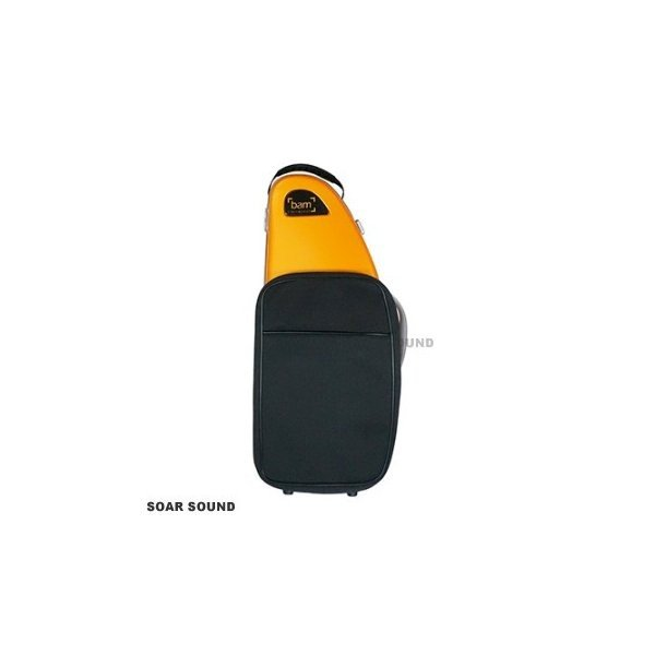 アルトサクソフォン用ケース  bam France バム フランス Hightech ラ デファンス ハイテック DEF4101XLPO 正規輸入品 オレンジ アルトサックス用バッグ