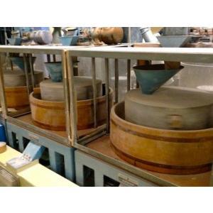 石臼挽き 高級そば粉「白山」1kg 60メッシュ、風味と食感となめらかさを両立。新鮮、製粉所直送|sobaken-store|02