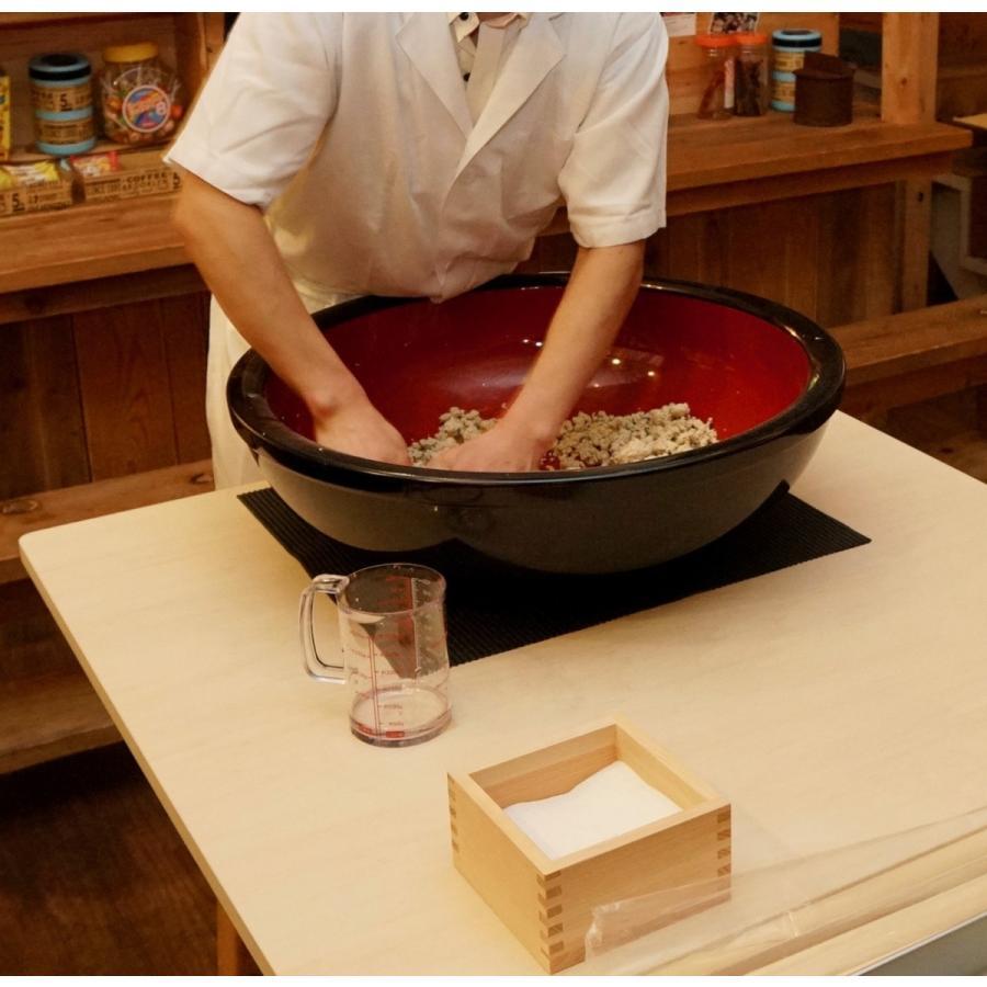 高品質「つなぎ粉」1kg 業務用「そば打ち専用」つながる繋ぎ粉。 繋ぎ粉が変われば、お蕎麦が変わる。おすすめ|sobaken-store|02