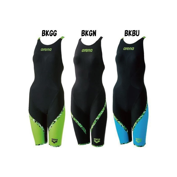arena(アリーナ) FINA承認 レディース競泳用布帛水着 アクアフォースライトニング ARN-6000W