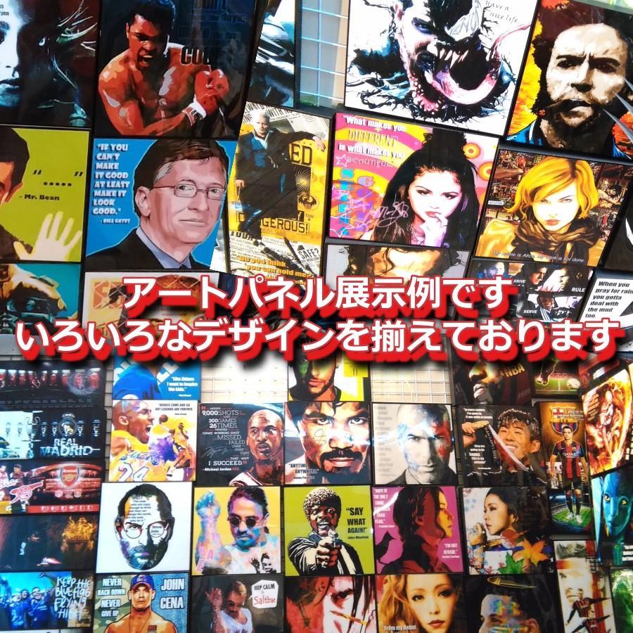 中村俊輔 サッカー日本代表 52x52cm特大サイズ! サッカーグラフィックアートパネル 木製 壁掛け ポスター soccerart2 06